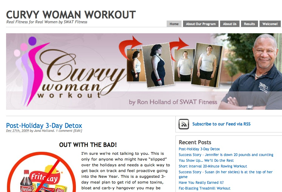 cww blog curvy womens workout